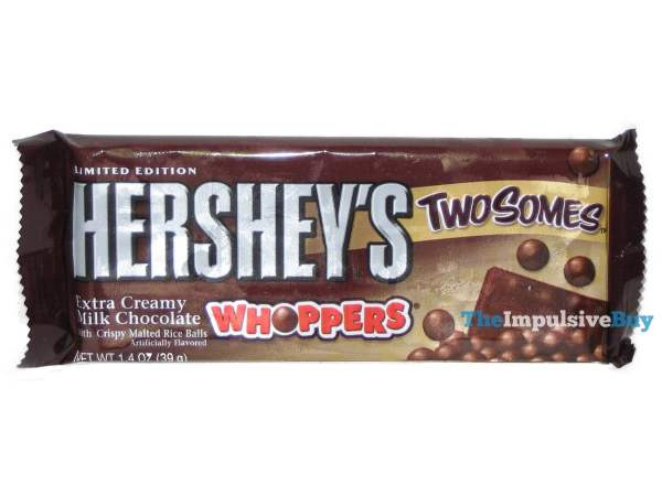 Hershey's Whoppers Twosomes