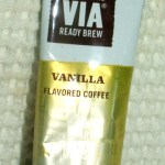 Starbucks VIA Vanilla Coffee Packet