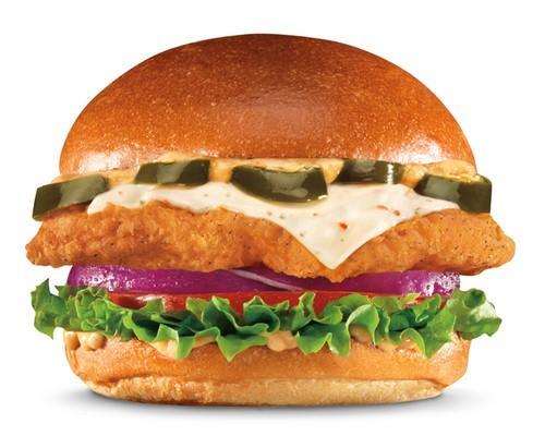 Jalapeno Big Chicken Fillet Sandwich Image