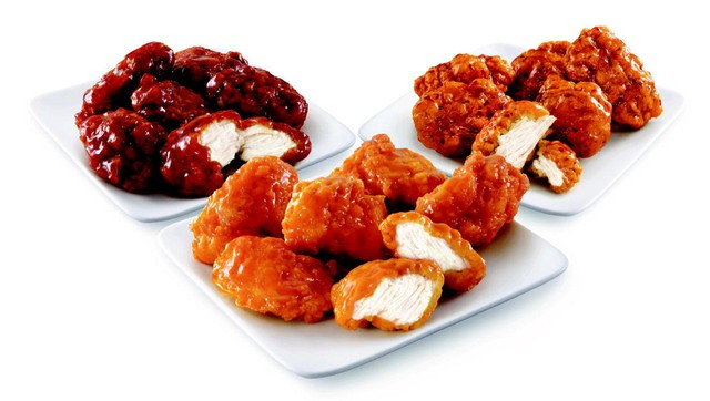 Sonic Boneless Chicken Wings