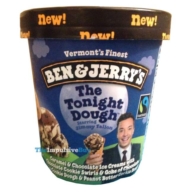Ben & Jerry's The Tonight Dough Ice Cream