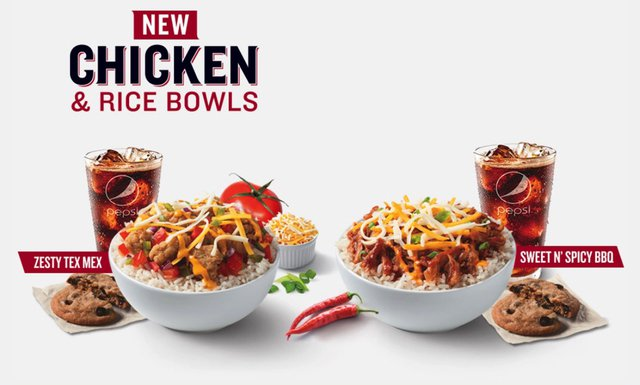 FAST FOOD NEWS: KFC Chicken & Rice Bowls - The Impulsive Buy