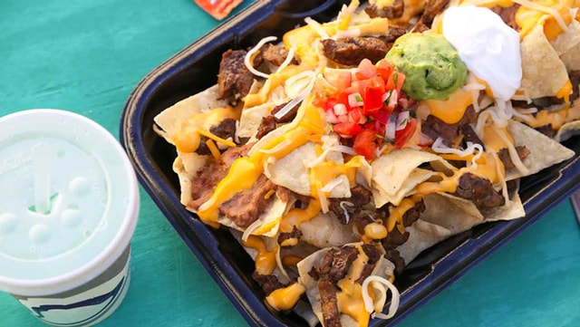 Taco Bell BOSS Nachos