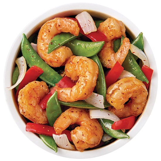 Panda Express Pacific Chili Shrimp