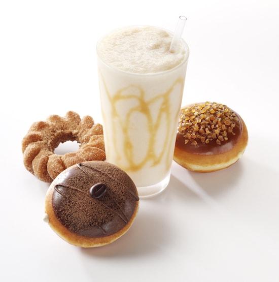 Krispy Kreme Flavors of the World Doughnuts