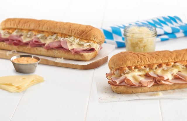 SUBWAY Reuben Duo