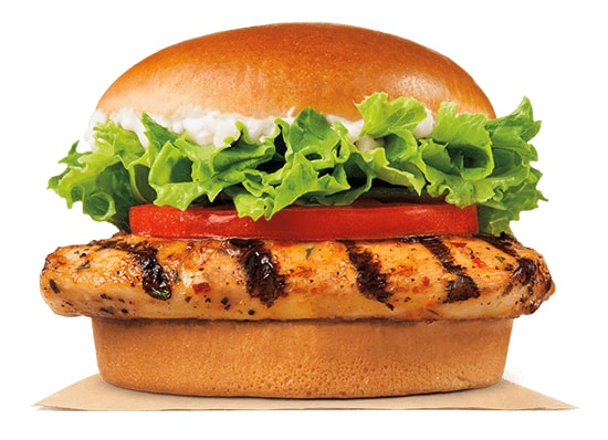 FAST FOOD NEWS: Burger King's New Grilled Chicken Sandwich