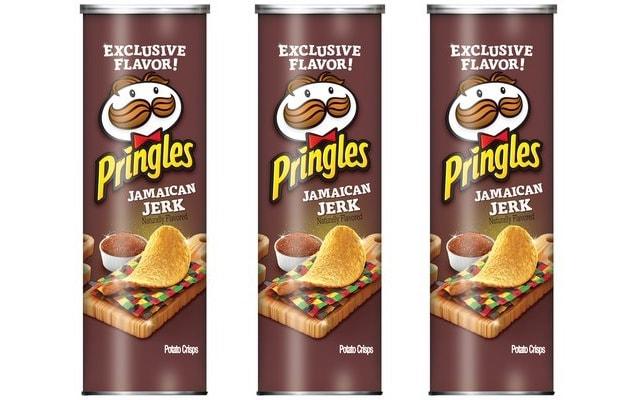Pringles Jamaican Jerk
