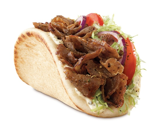 Arby s Traditional Greek Gyro