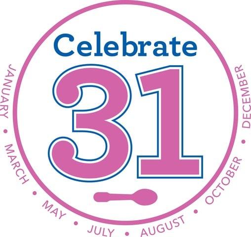Celebrate 31