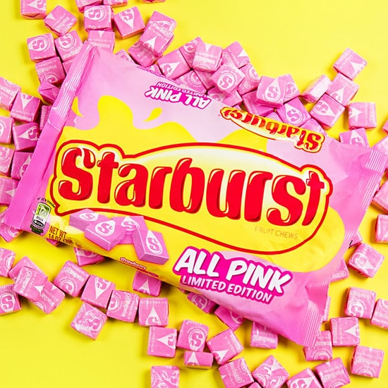 Limited Edition All Pink Starburst