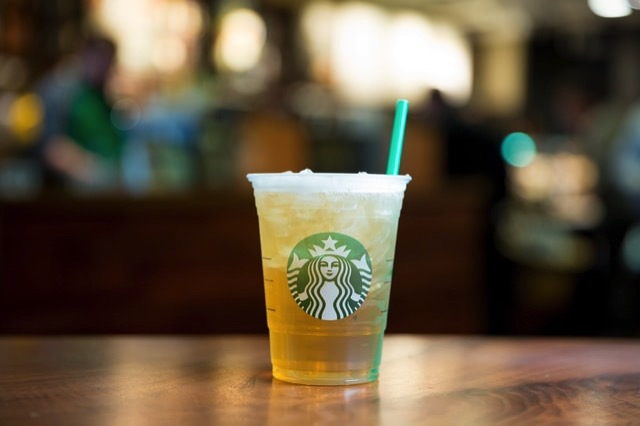 Teavana Shaken Iced White Tea