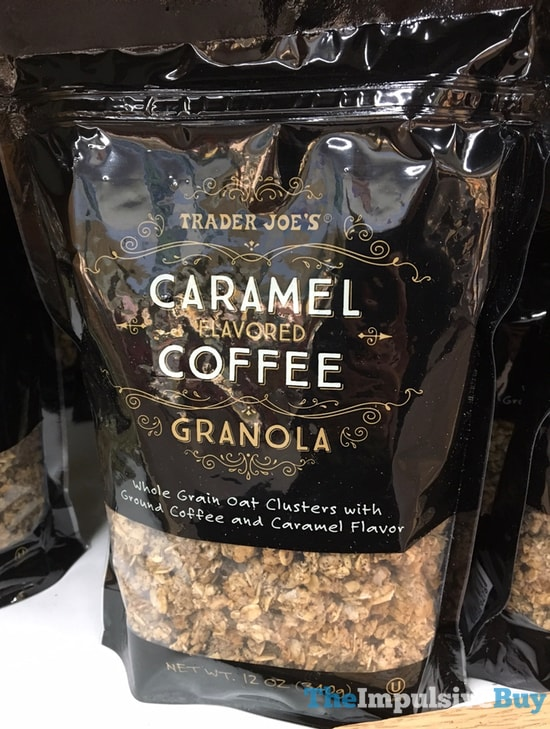 Trader Joe s Caramel Coffee Granola