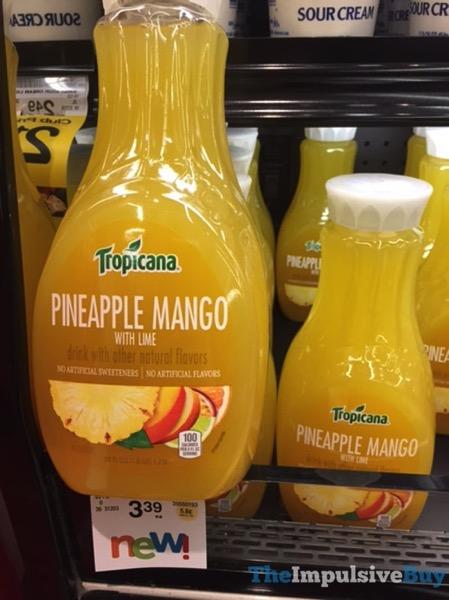 Tropicana Pineapple Mango