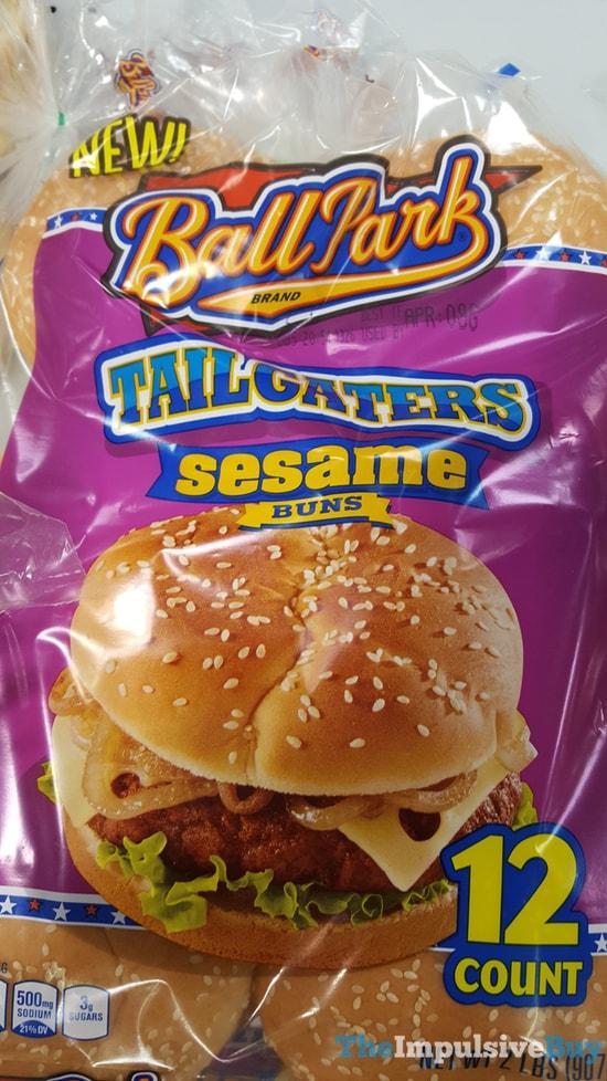 Ball Park Tailgaters Sesame Buns