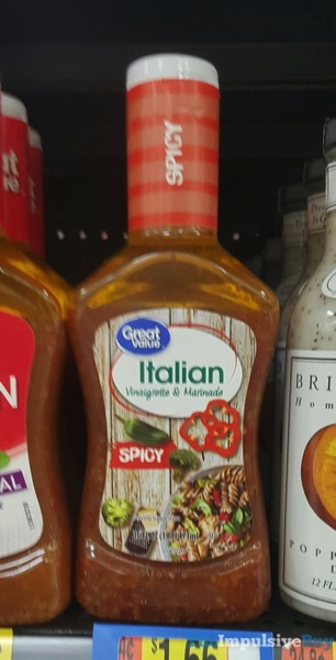 Great Value Spicy Italian Vinaigrette