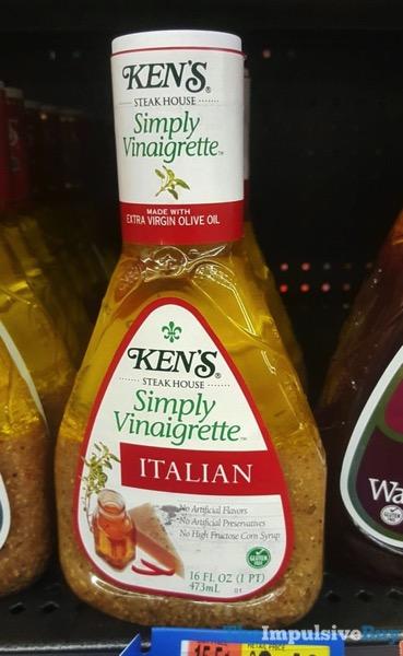 Ken s Italian Simply Vinaigrette