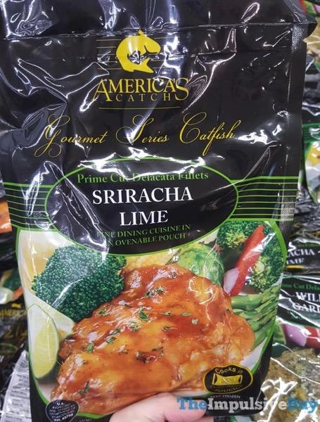 America s Catch Gourmet Series Catfish Sriracha Lime