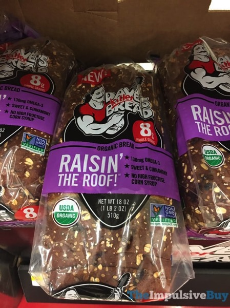 Dave s Killer Bread Raisin the Roof Organic Bread