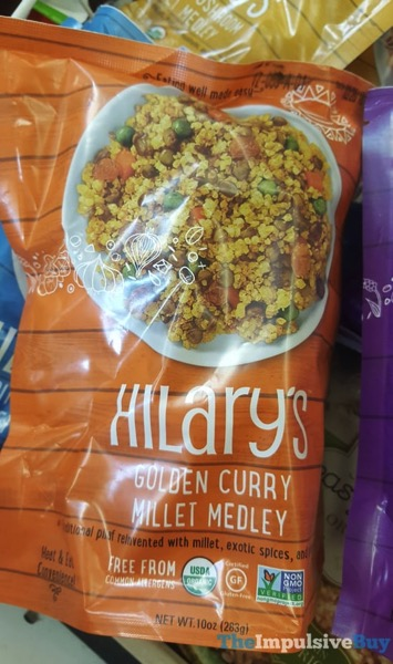 Hilary s Golden Curry Millet Medley