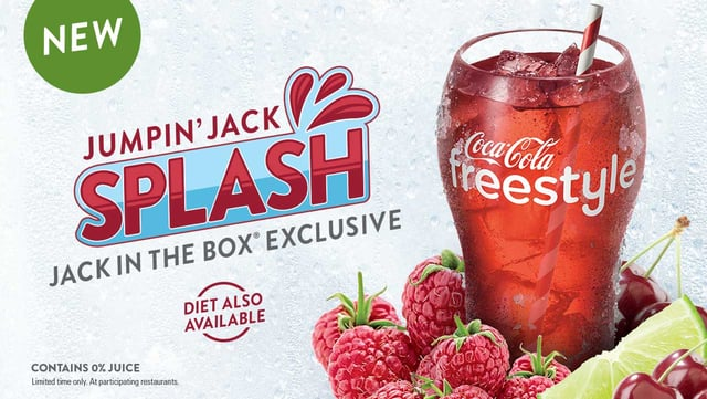 Jack in the Box Jumpin Jack Splash