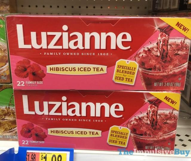 Luzianne Hibiscus Iced Tea