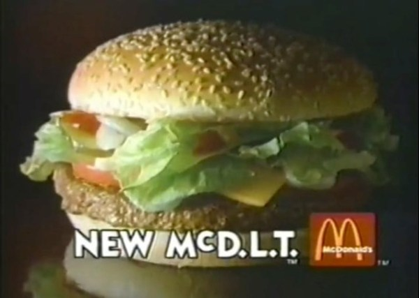 FAST FOOD FLASHBACK: McDonald's McDLT - The Impulsive Buy