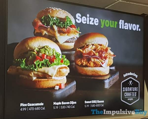 REVIEW: McDonald's Signature Crafted Recipes - The ...