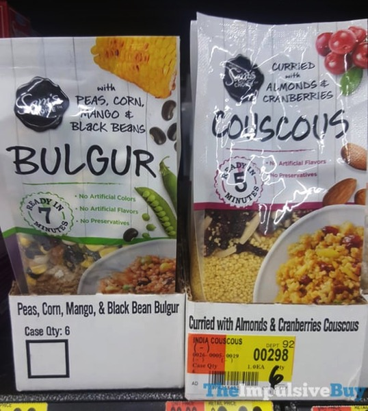 Sam s Choice Bulgur and Couscous