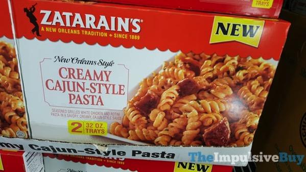 Zatarain s New Orleans Style Creamy Cajun Style Pasta
