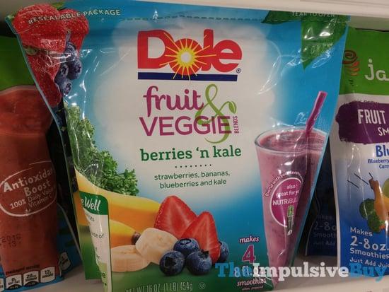 Dole Fruit  Veggie Blends Berries  N Kale