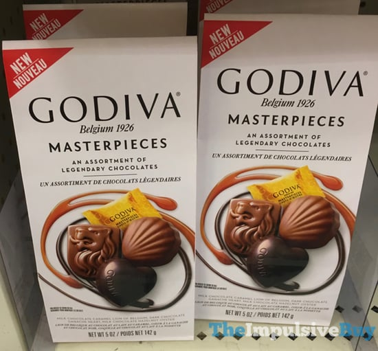 Godiva Masterpieces Assortment