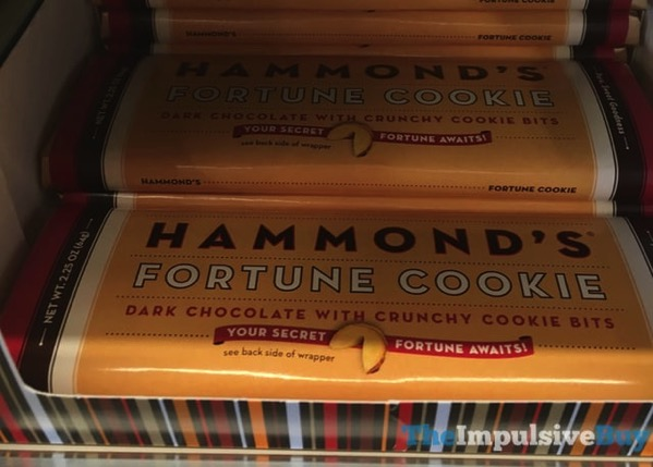 Hammond s Fortune Cookie Bar