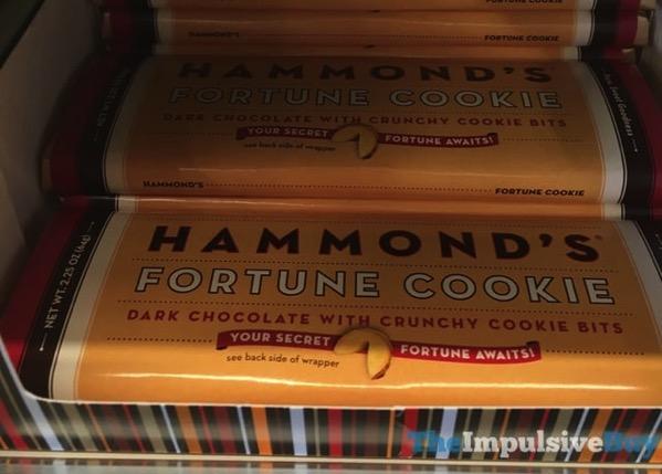 Hammond s Fortune Cookie Bar