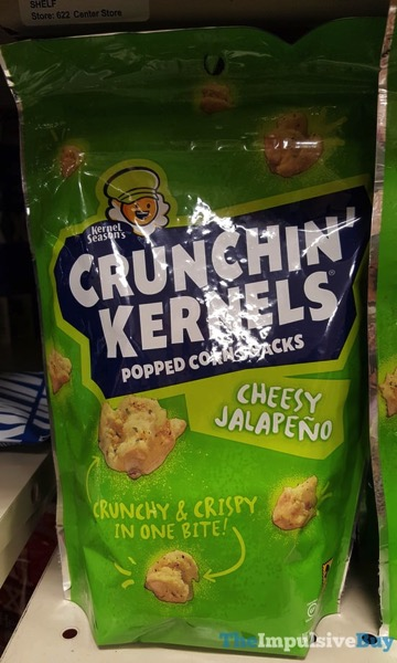 Kernel Season s Crunchin Kernels Cheesy Jalapeno