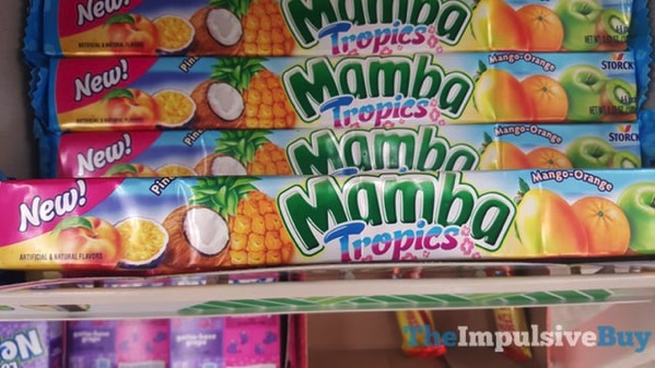 Mamba Tropics Mango Orange
