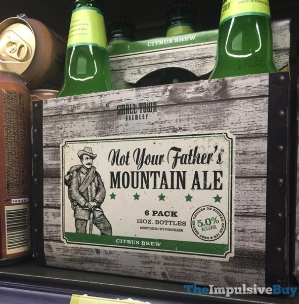 Small Town Brewery Not Your Father s Mountain Ale