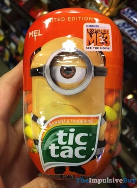 Limited Edition Despicable Me 3  Mel