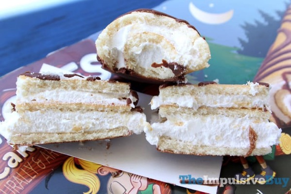 Little Debbie S mores Cake Rolls 3
