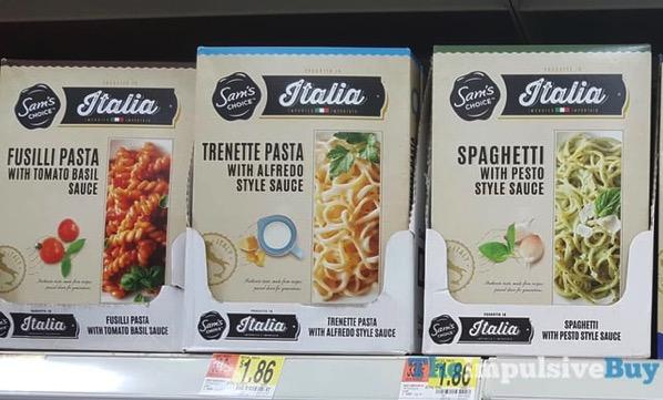 Sam s Choice Italia  Fusilli Pasta Trenette Pasta and Spaghetti
