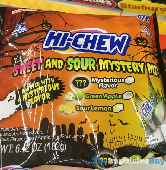 Hi Chew Sweet and Sour Mystery Mix