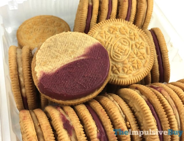 Limited Edition PB J Oreo Cookies 2