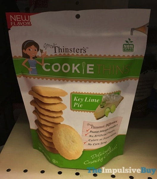 Mrs Thinster s Key Lime Pie Cookie Thins