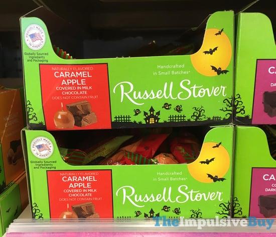 Russell Stover Caramel Apple Pumpkins