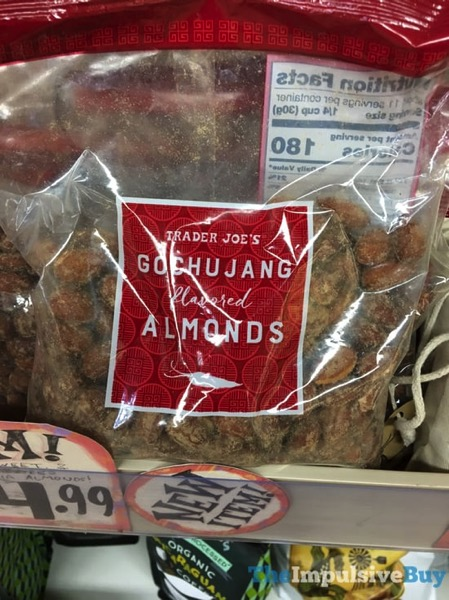 Trader Joe s Gochujang Flavored Almonds