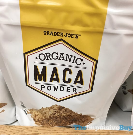 Trader Joe s Organic Maca Powder