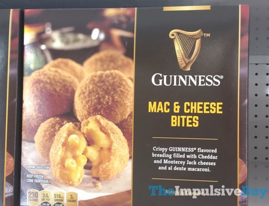 Guinness Mac  Cheese Bite