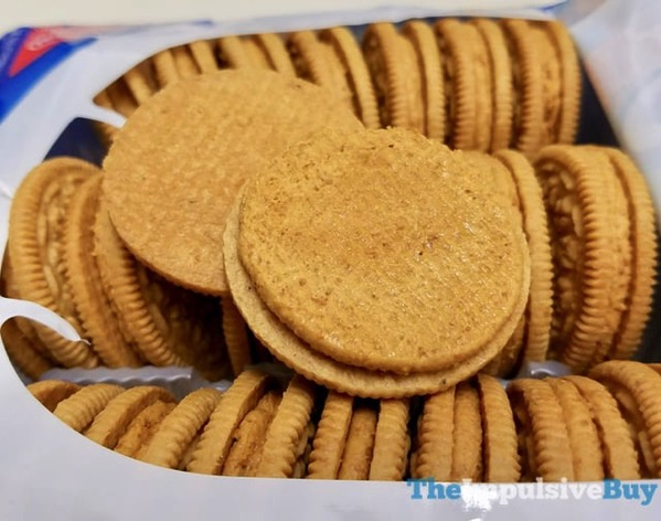 Limited Edition Cookie Butter Oreo Cookies 3