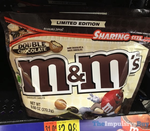 Limited Edition Double Chocolate M M s