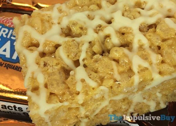 Limited Edition Pumpkin Pie Rice Krispies Treats 3